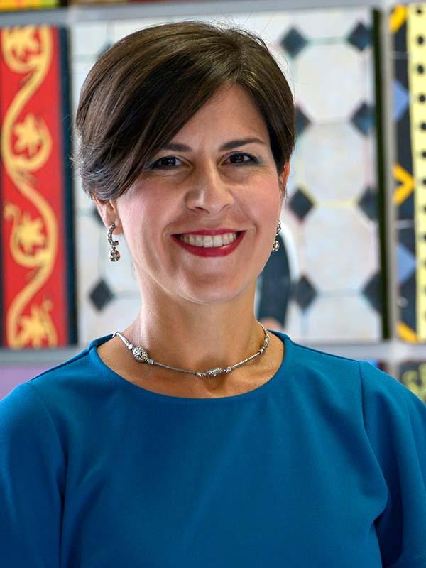 Vanessa Lugo Flores<br>Presidenta de la Junta de Síndicos